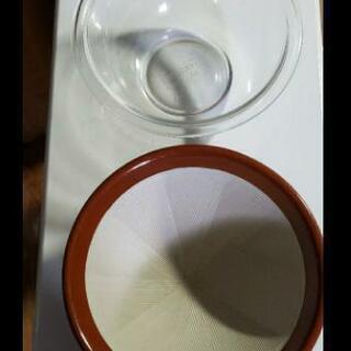 すり鉢とパイレックスのボール