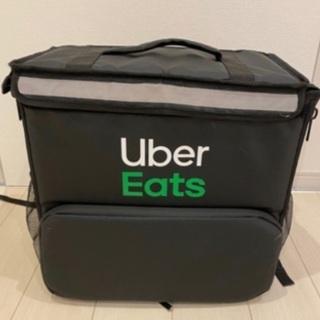 Uber eats ウーバーイーツ ウバック 美品