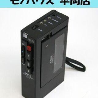 ジャンク 昭和レトロ カセットレコーダー  ソニーTCM-121...