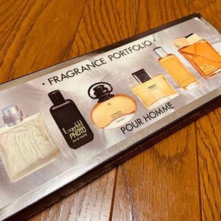 ミニ香水セット  Fragrance portfolio …