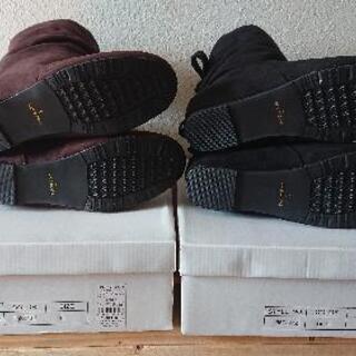 インヒールブーツ レディース - 靴/バッグ