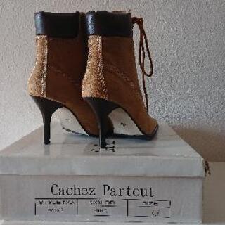 女性用 ブーツ Cachez Partout