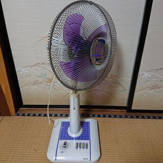 0円 扇風機(故障)