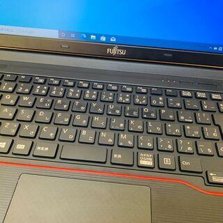人気の富士通 サクサク動作 A573/G Corei5/メモリ8GB/SSD240G MicorosoftOffice付き - パソコン