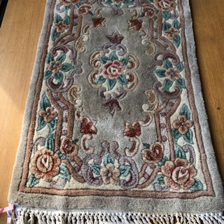 絨毯 カーペット 玄関マット キッチンマット クリーニング済