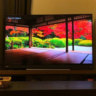 【新着】東芝 50型 4Kチューナー内蔵液晶テレビ レグザ