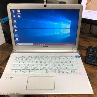 SONY VAIO ノートパソコン Windows10