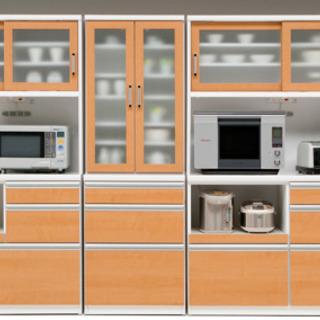 ☆美品☆クラフトコガ レンジボード バーキン 食器棚 120サイズ