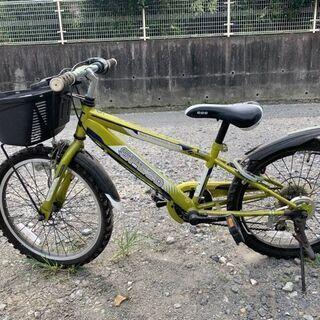 SPEED SSS 20インチ 子供用自転車 6段ギア付き 中古美品!