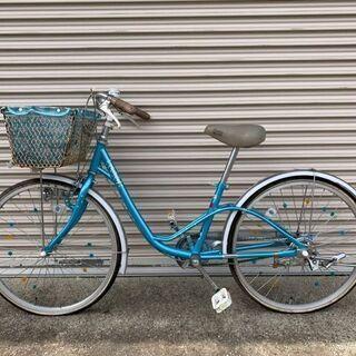 ブリジストン スイートピー 24インチ 子供用自転車 中古美品