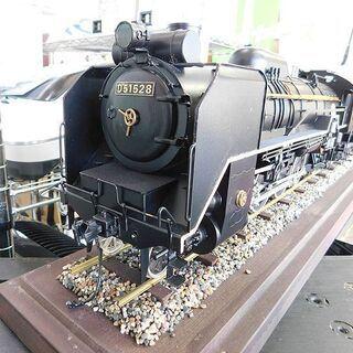鉄道模型 D51528 D51型蒸気機関車 日本国有鉄道プレート...