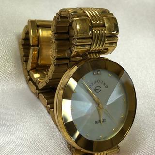 【ネット決済・配送可】FOX HOUND 腕時計 swiss m...