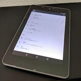 タブレット本体 nexus7 32GB  Wifi 強化版