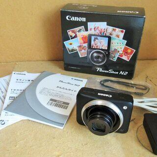 ☆キャノン Canon Power Shot N2 デジタルカメ...