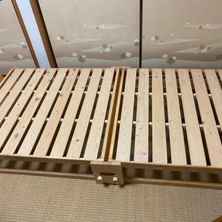 木製ベット