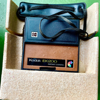 Kodak  EK-200 インスタントカメラ (ジャンク)