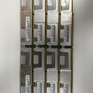 2GBメモリー8枚セット(16GB分)