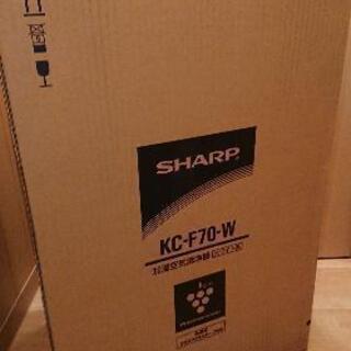SHARP 加湿空気清浄機 プラズマクラスター②