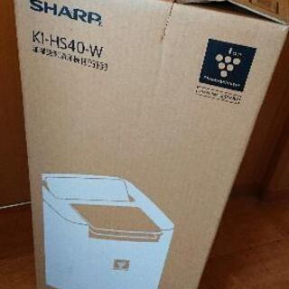 SHARP 加湿空気清浄機 プラズマクラスター③