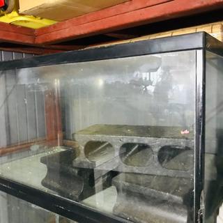 水槽 90cm×45cm×45cm