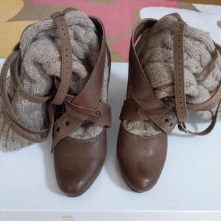 KEY CODE ブーツ
