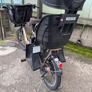 【お取り引き完了】3人乗り電動自転車 ブリジストン アンジェリーノ ミニ - 自転車