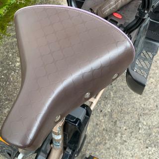 【お取り引き完了】3人乗り電動自転車 ブリジストン アンジェリーノ ミニ - 仙台市