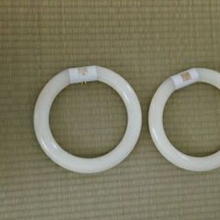 SEIKOH LED蛍光灯 2本丸型 30W 昼光色 ホワイト ...