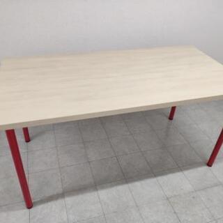 イケア テーブル デスク 天板 脚付き linnmon
