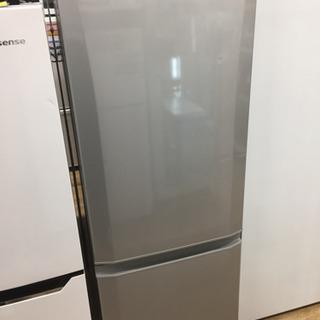 安心の1年間返金保証!!MITSUBISHIの2ドア冷蔵庫です!!