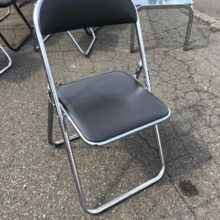 【苫小牧バナナ】会議用折りたたみ椅子 多数あり 状態様々 …
