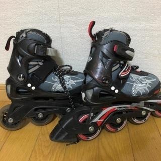 ローラーブレード  インラインスケート  キッズ  17.5〜2...