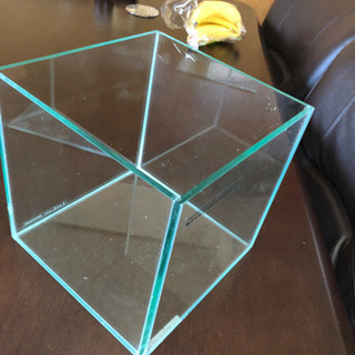 水槽用 ガラスボックス