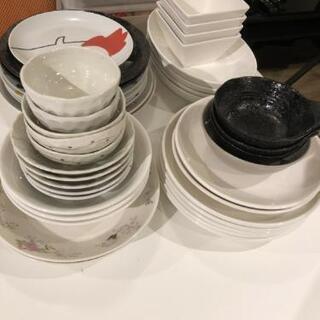 【無料で差し上げます】お皿 プレート 食器 まとめ セット 未使用