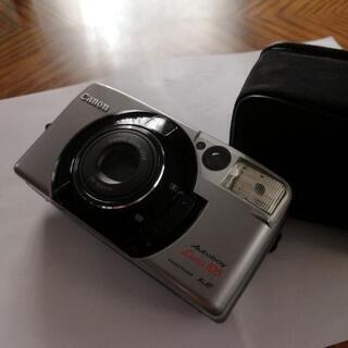 美品、コンパクトカメラ。