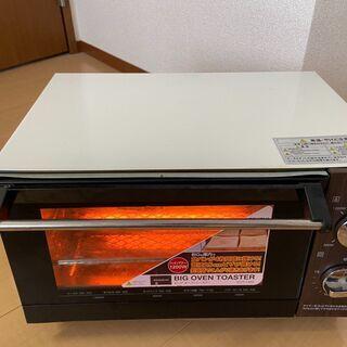 オーブントースター DOSHISHA DOT-1402DWH 中...