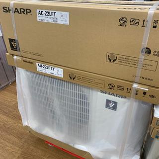 SHARP ルームエアコン AC-22LFT【店頭取引限定】現金...