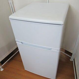 JAKN1560/冷蔵庫/2ドア/右開き/ホワイト/一人暮らし/...
