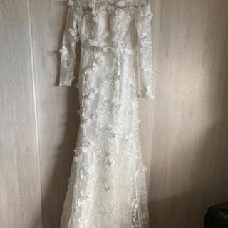 マーメイドドレス・ウエディングドレス