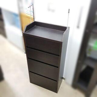【札幌市内配送可能】天井収納 突っ張り収納 引出しタイプ …