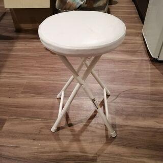 折りたたみ椅子(背もたれ無)