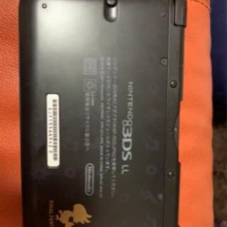 任天堂3DSLL ファイナルファンタジー