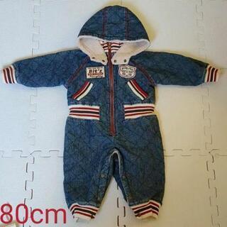 【防寒・80cm】ビッツ Bit'z ジャンプスーツ カバーオー...