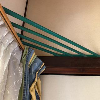 なげし専用木製コーナーラック6本(写真は4本ですが6本!)⭐︎バ...