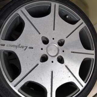 ❴値下げ❵車タイヤ、ホイール4本セット!
