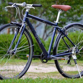 アルミフレーム7段変速クロスバイク alloy-frame 1x...