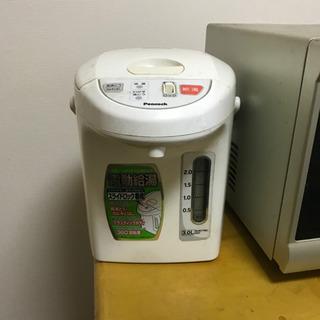 湯沸器 使い込んでます