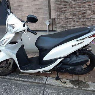 ホンダディオ HONDA Dio110 (JF31)実働車☆訳あり