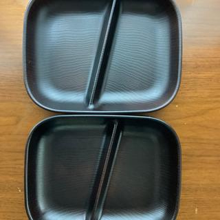 食器 カフェプレート2枚セット
