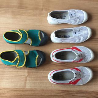 上履き 運動靴 サンダル アディダス(adidas)